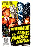 Government Agents Vs Phantom Legion