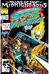 Ghost Rider/Blaze: Spirits of Vengeance (1992-1994) #1 Kindle Edition