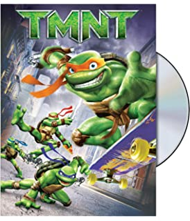 Las Tortugas Ninja 4.4: Super Shredder [DVD]: Amazon.es ...