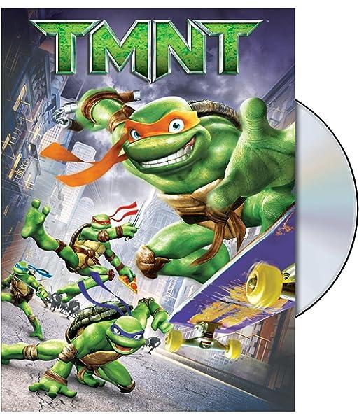 Las Tortugas Ninja 4.3: La Ultima Batalla De La Tierra DVD ...