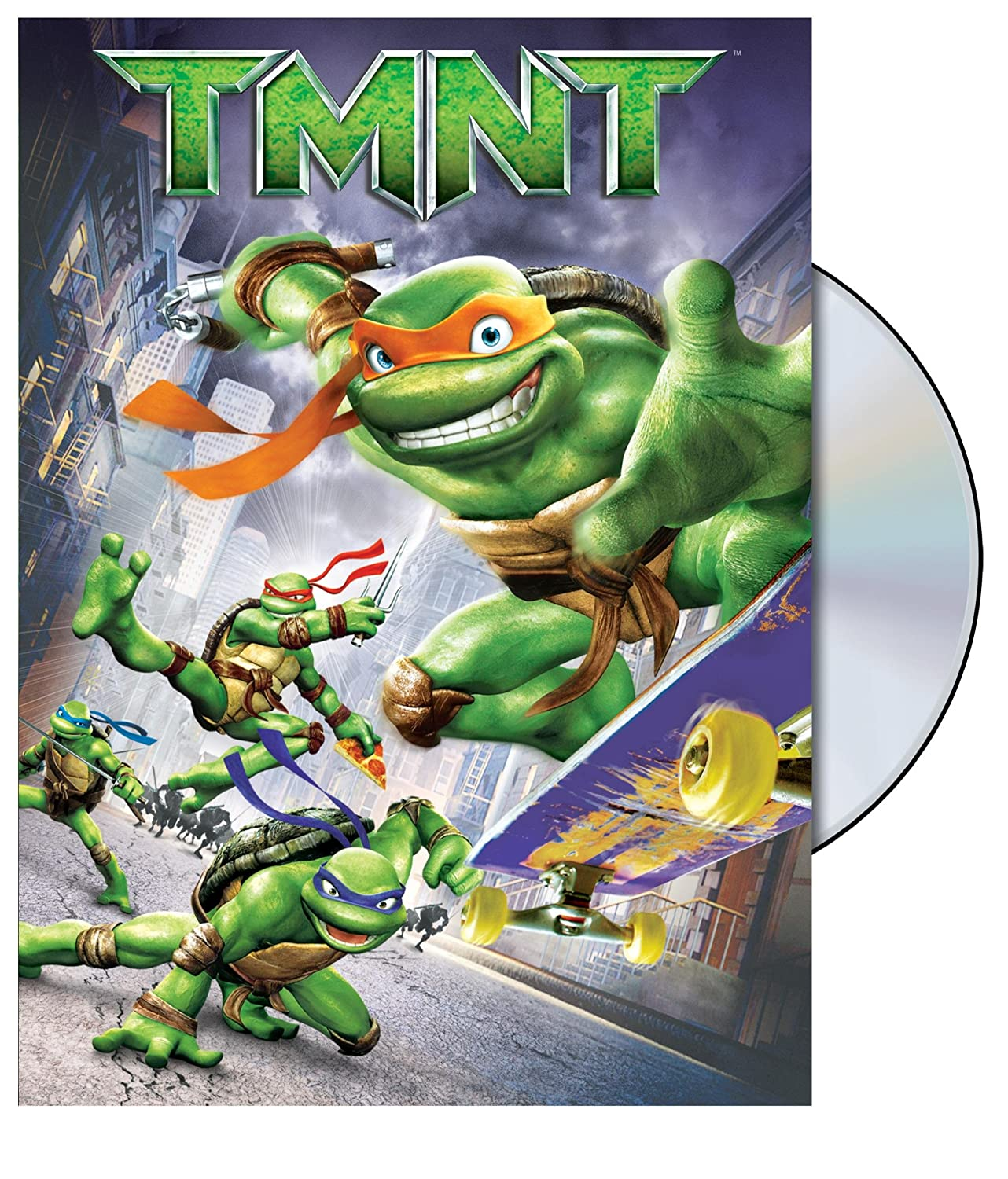 Amazon.com: TMNT: Chris Evans, Sarah Michelle Gellar, Mako ...