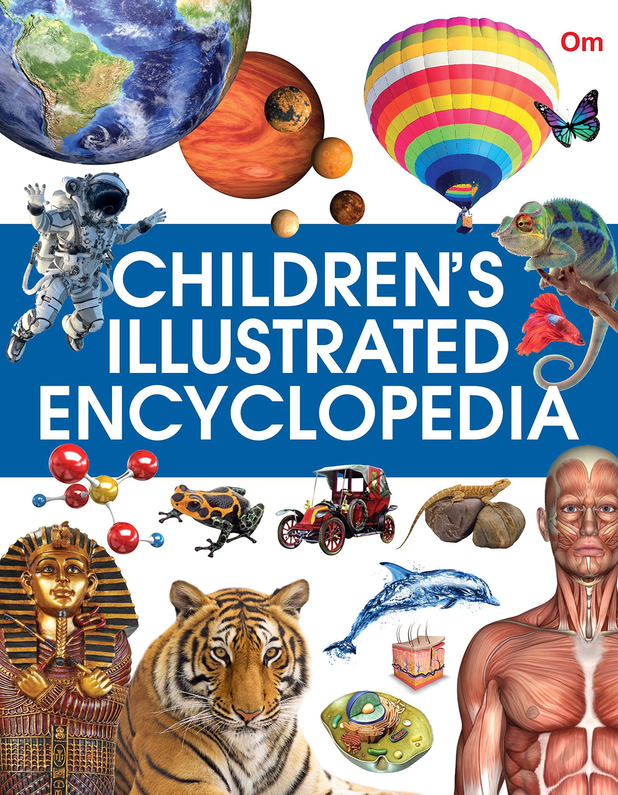 Encyclopedia: Children's Illustrated Encyclopedia