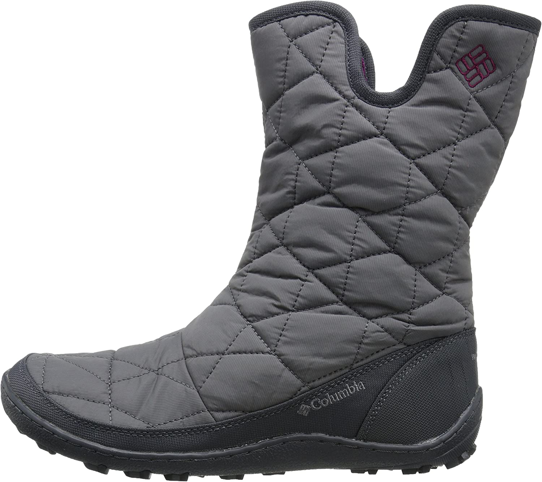 Columbia Womens Minx Slip Ii Omni-Heat Snow Boot