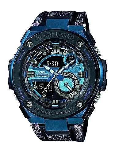 Casio G-Shock 5475 GST-200CP-2AER Reloj de Pulsera para hombres Con Iluminación: Amazon.es: Relojes