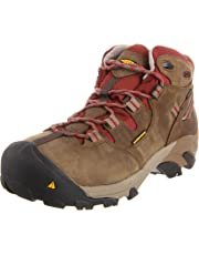 KEEN Utility Womens Detroit Mid Steel Toe-W Detroit Mid Soft Toe-w
