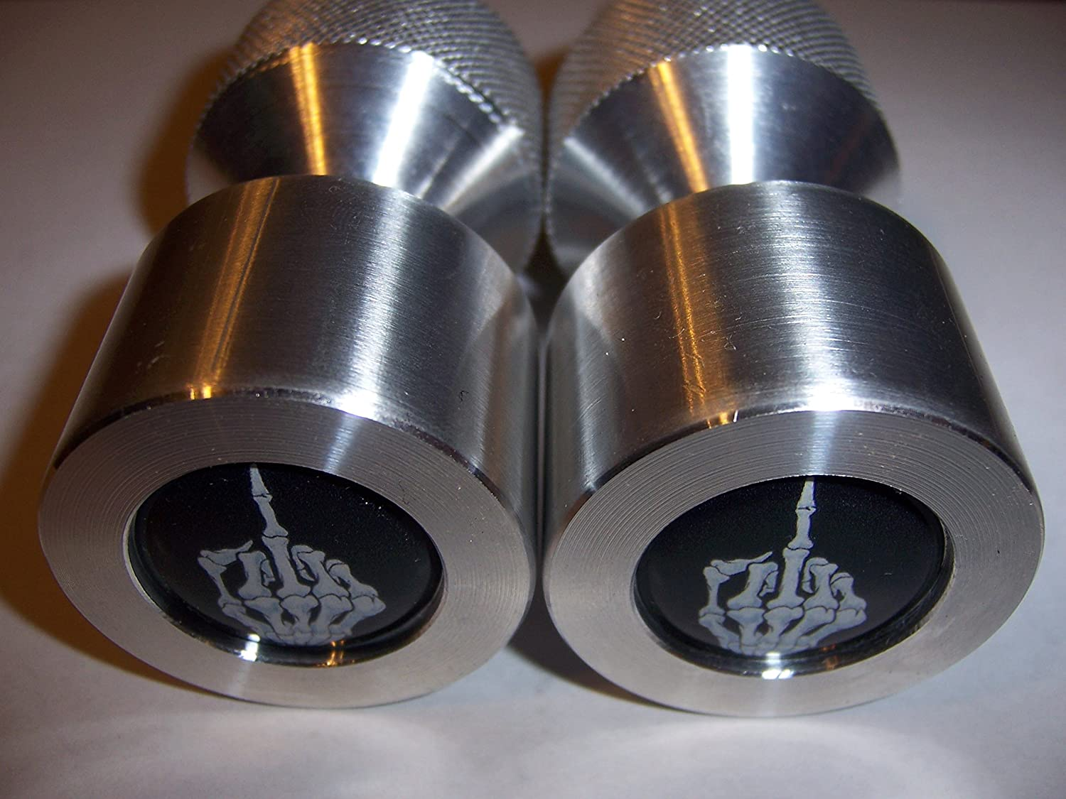 Two Hole Pins. Standard. 1/2' X 1-5/8'. Custom Flange Pins. Middle Finger. Jerry Gray JF12131.5