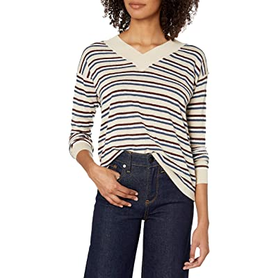 RVCA Women's Abundant Lightweight Sweater: Clothing