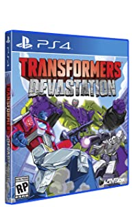 Transformers Devastation - PlayStation 4