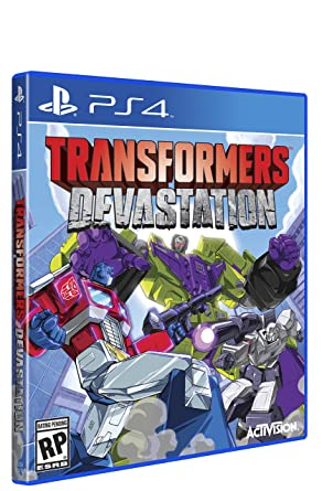 Activision Transformers Devastation - Juego (PlayStation 4 ...