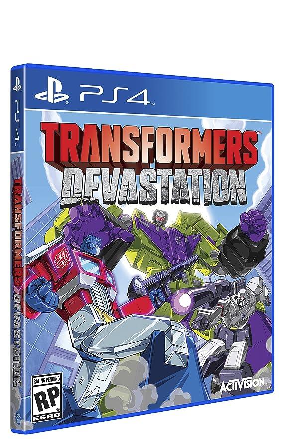 Activision Transformers Devastation - Juego (PlayStation 4 ...
