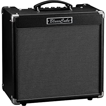 Roland Blues Cube Hot Black Combo para guitarra