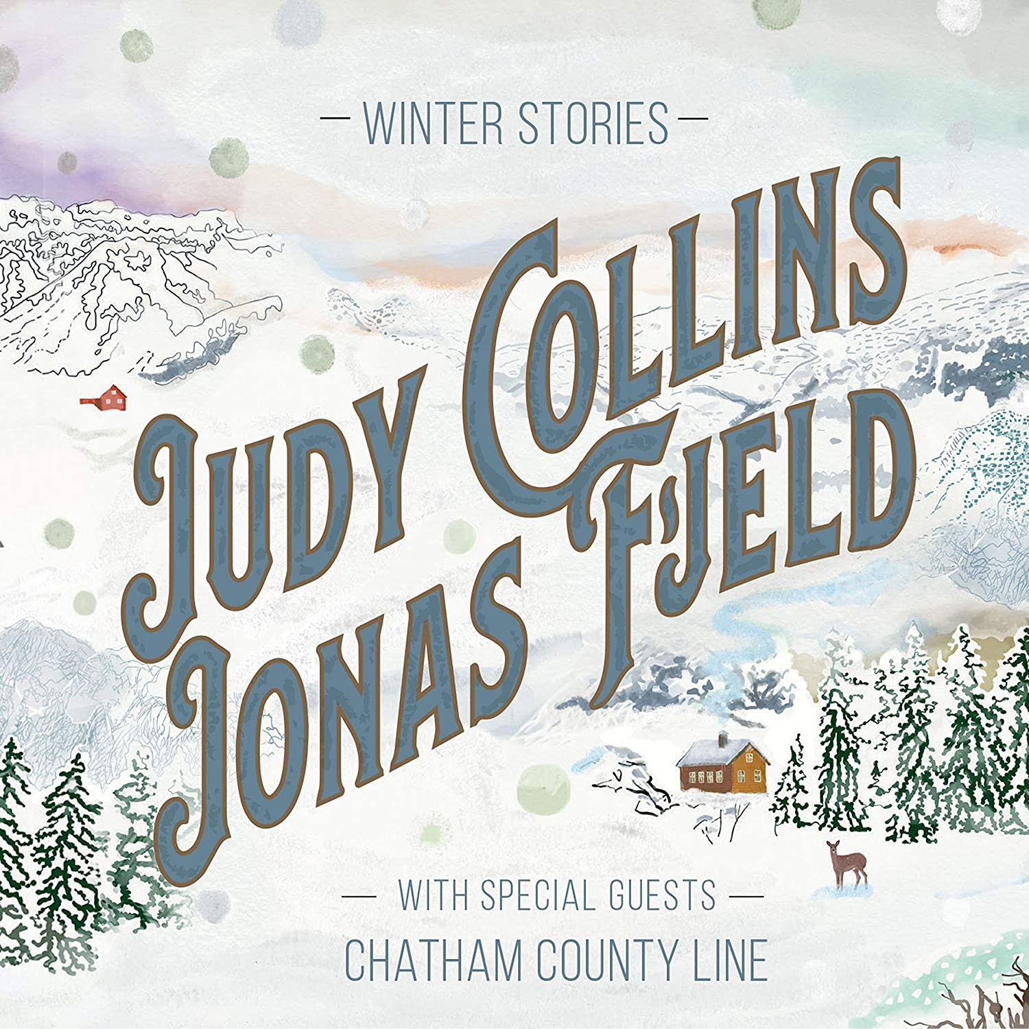 Buy Judy Collins & Jonas Fjeld: Winter Stories New or Used via Amazon