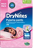 Huggies DryNites Absorbent Night Nappies Monthly Pack