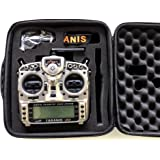 FrSky Taranis X9D plus 2.4ghz ACCST Radio Transmitter(mode 2) w/ EVA Case