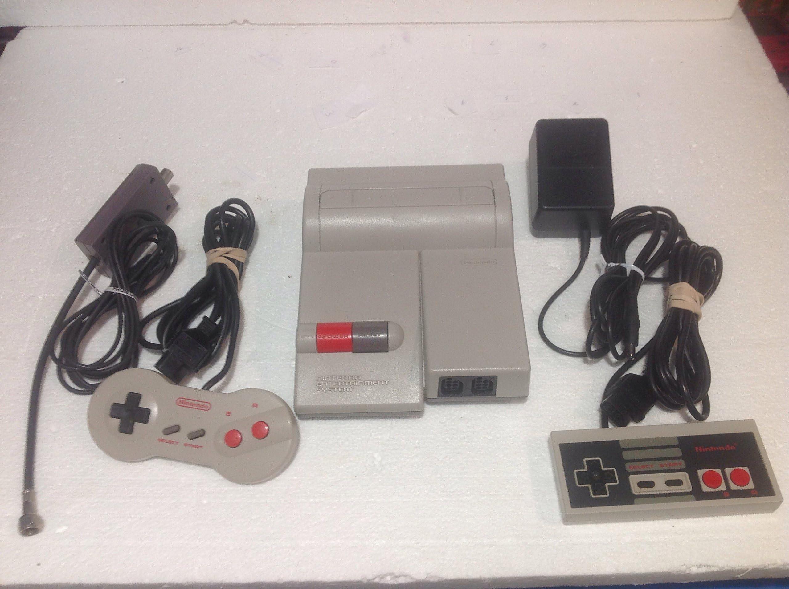 Amazon com: Nintendo NES 2 Top Loader: Video Games