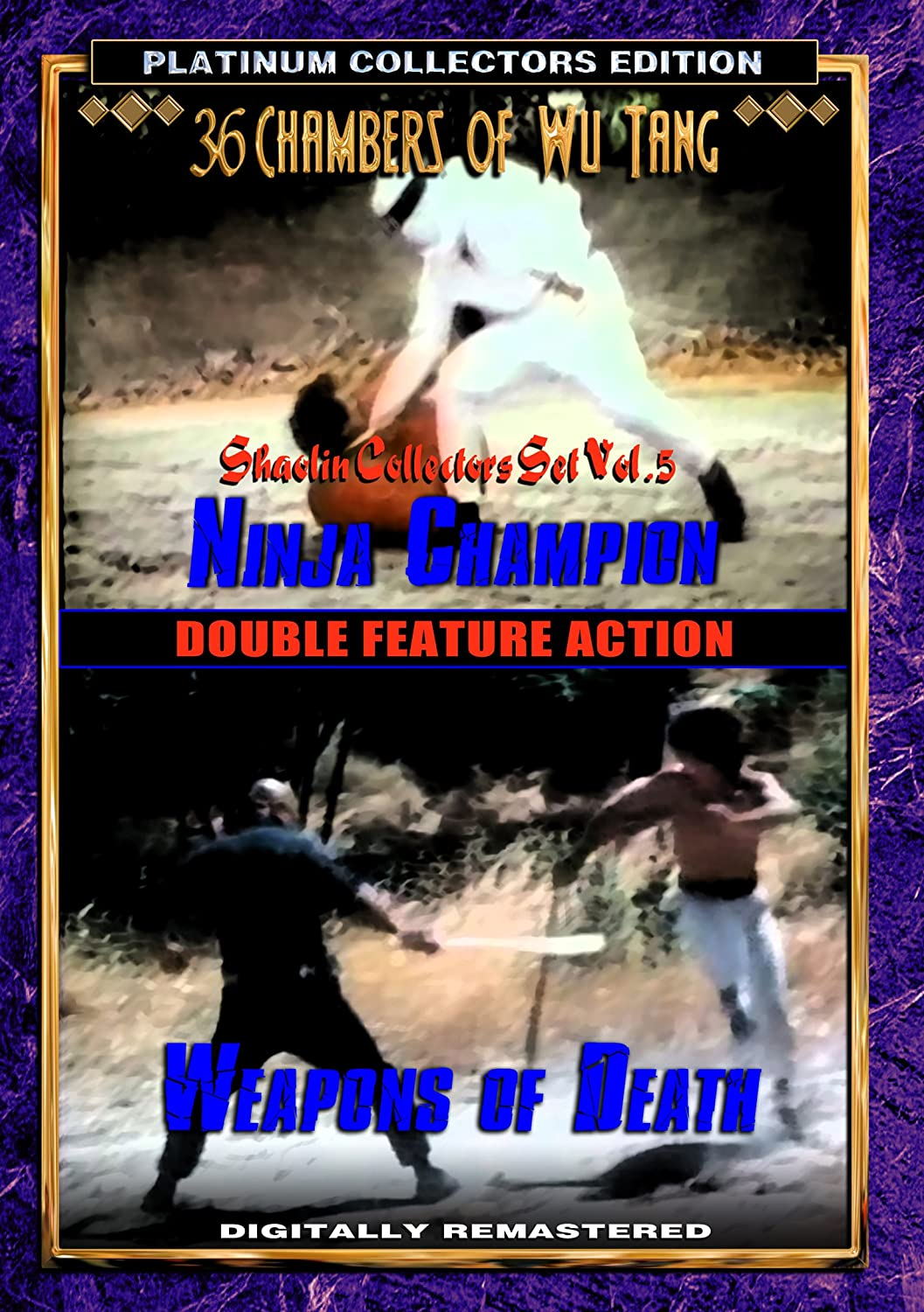 Amazon.com: Ninja Champion/Weapons Of Death: Eric Lee Bruce ...
