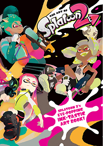 The Art of Splatoon 2 (English Edition) eBook: Nintendo, Nintendo ...