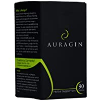 Auragin® Authentic Korean Red Ginseng – Made in Korea – 6 Year Roots – No Additives...