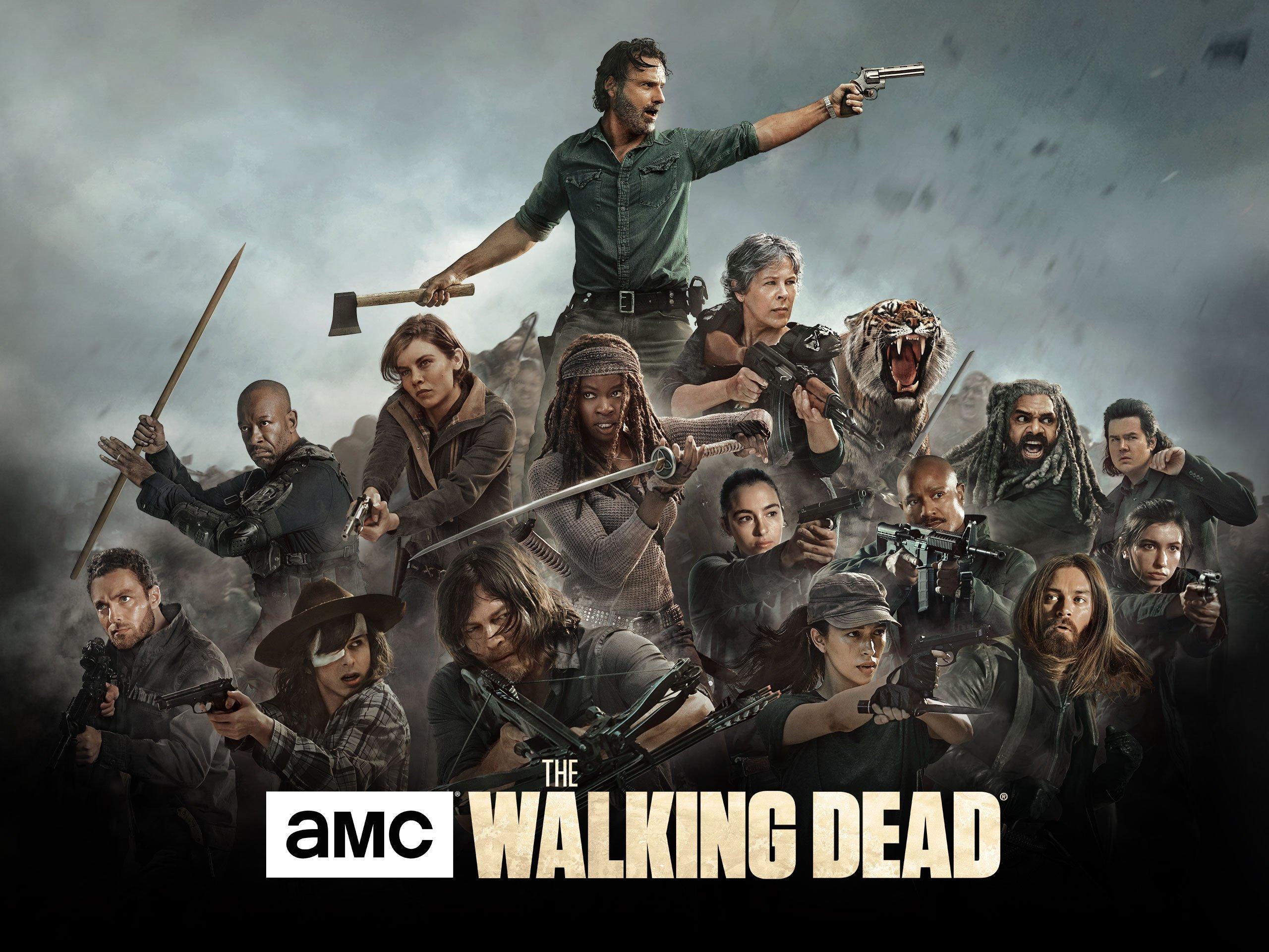 Sidste nye Amazon.com: Watch The Walking Dead, Season 8   Prime Video LC-93