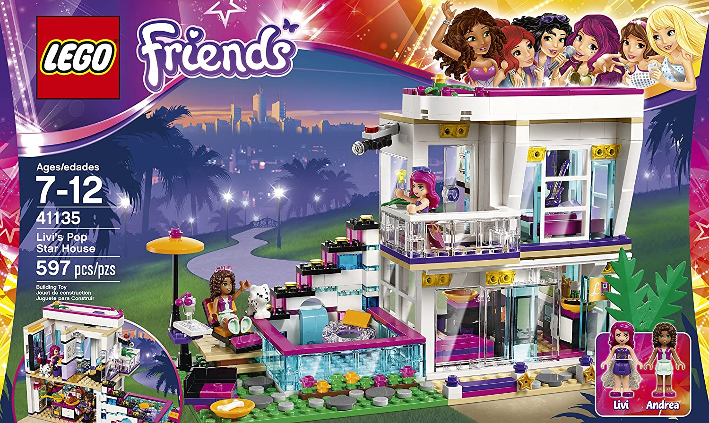 Lego Friends Grand Hotel Best Price