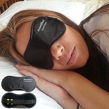 ce67e37d6 Amazon.com   PrimeEffects Sweet Dreams Sleep Mask with Ear Plugs   Beauty