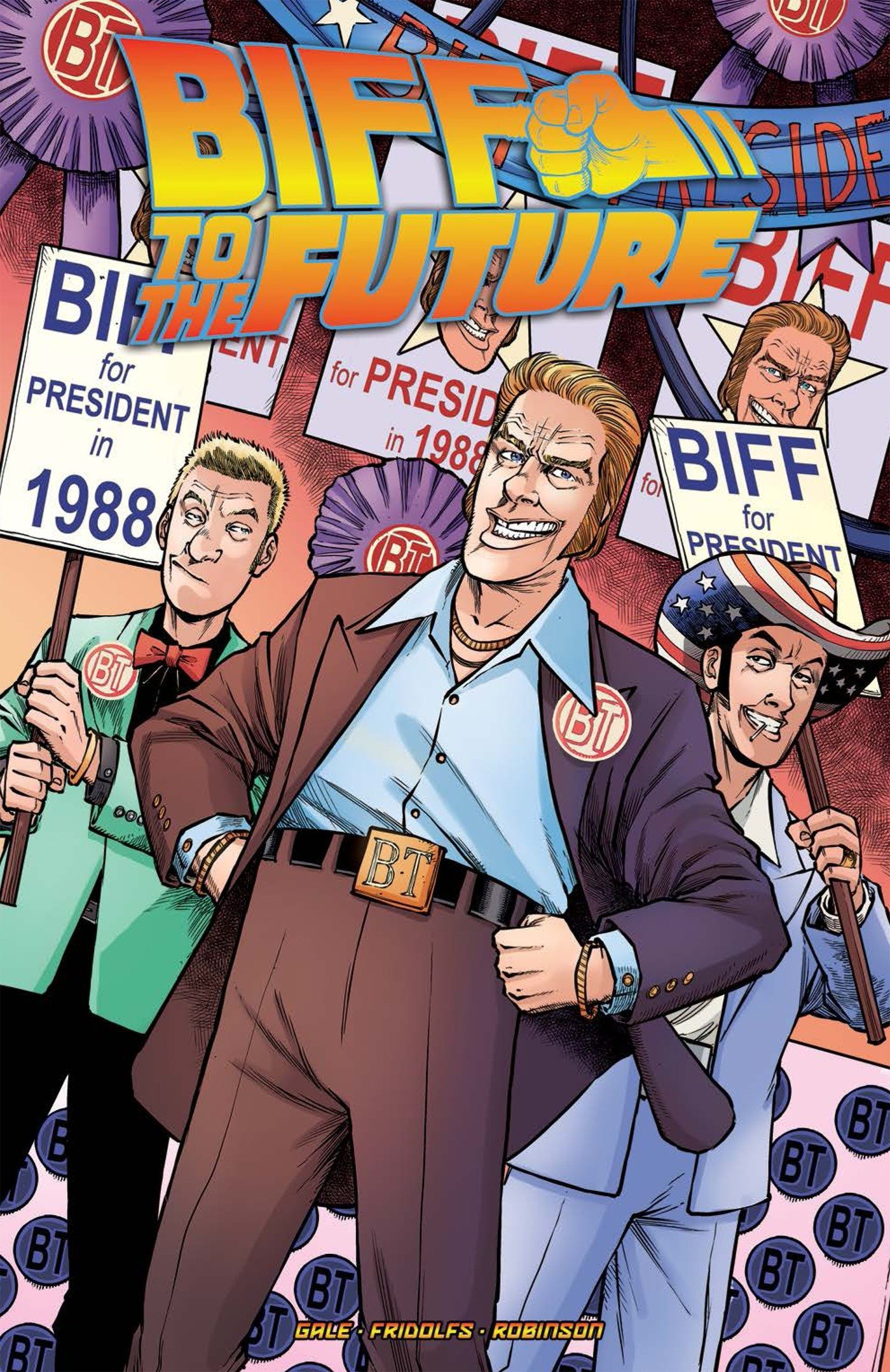 Download Back to the Future: Biff to the Future pdf