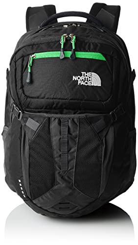 The North Face Recon, Asphalt Grey Krypton Green One Size