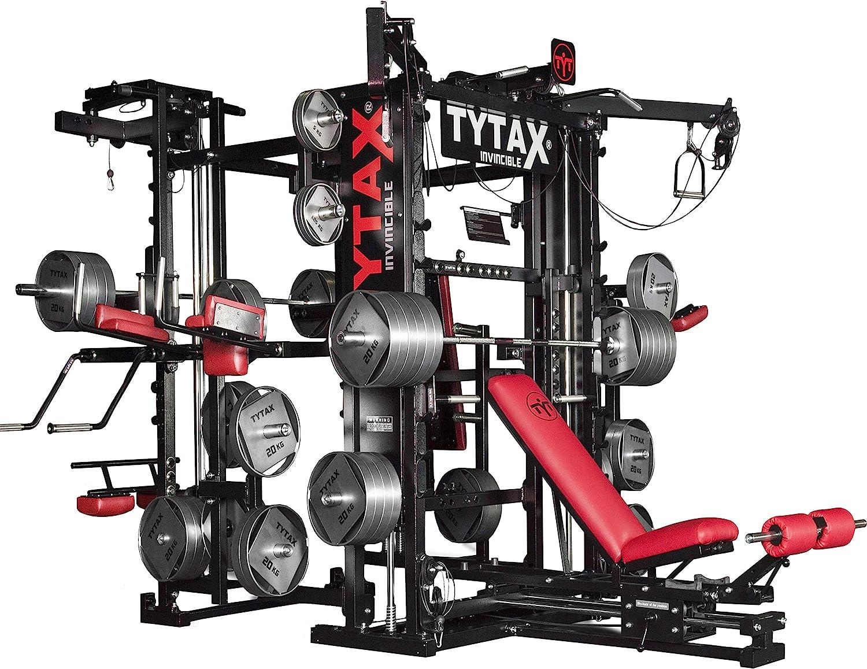Ejercicios 470 - T3-X - Máquina para el Gimnasio de Casa | Culturismo Entrenamiento Ejercicio Aptitud