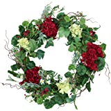 Belmont Silk Decorative Front Door Wreath