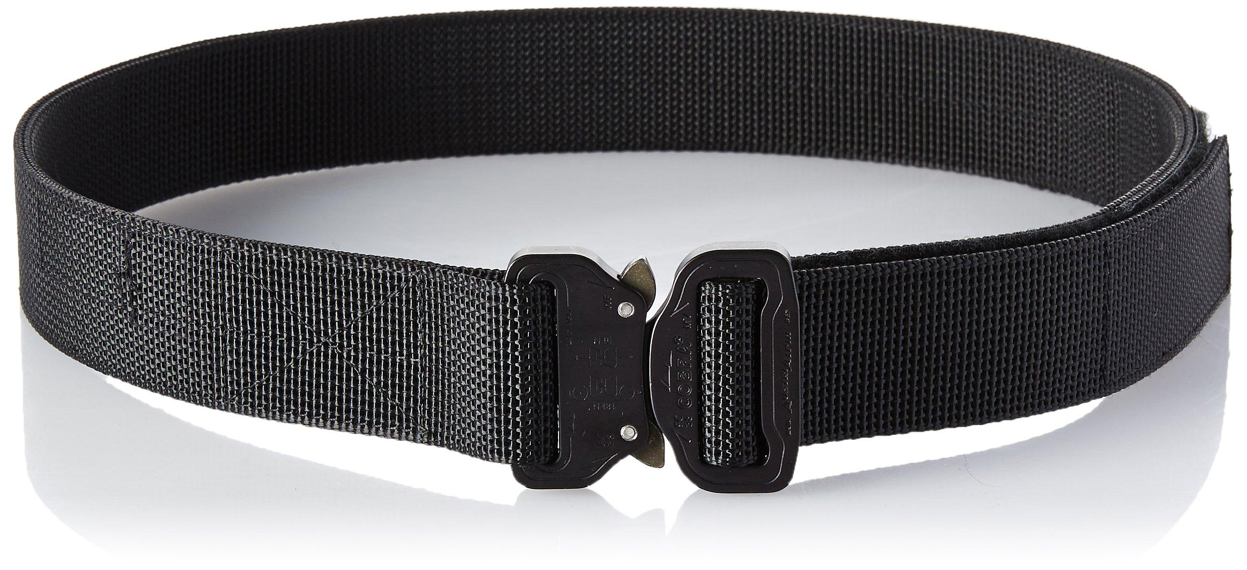 Propper Men's Rapid Release Belt, Black, Medium