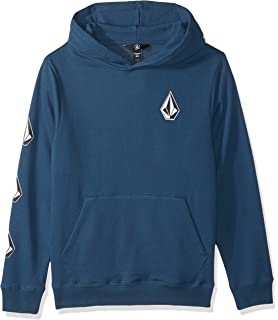 9a2aa0a0e Amazon.com: Volcom Big Boys Deadly Stones Pullover Hooded Sweatshirt ...