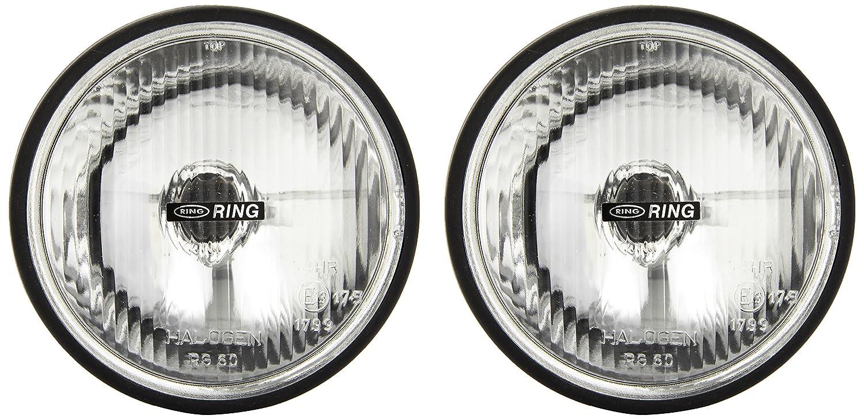 Ring roadrunner rl020 12v car 4x4 van round driving halogen ring roadrunner rl020 12v car 4x4 van round driving halogen spot lights lamps set pair amazon car motorbike sciox Choice Image