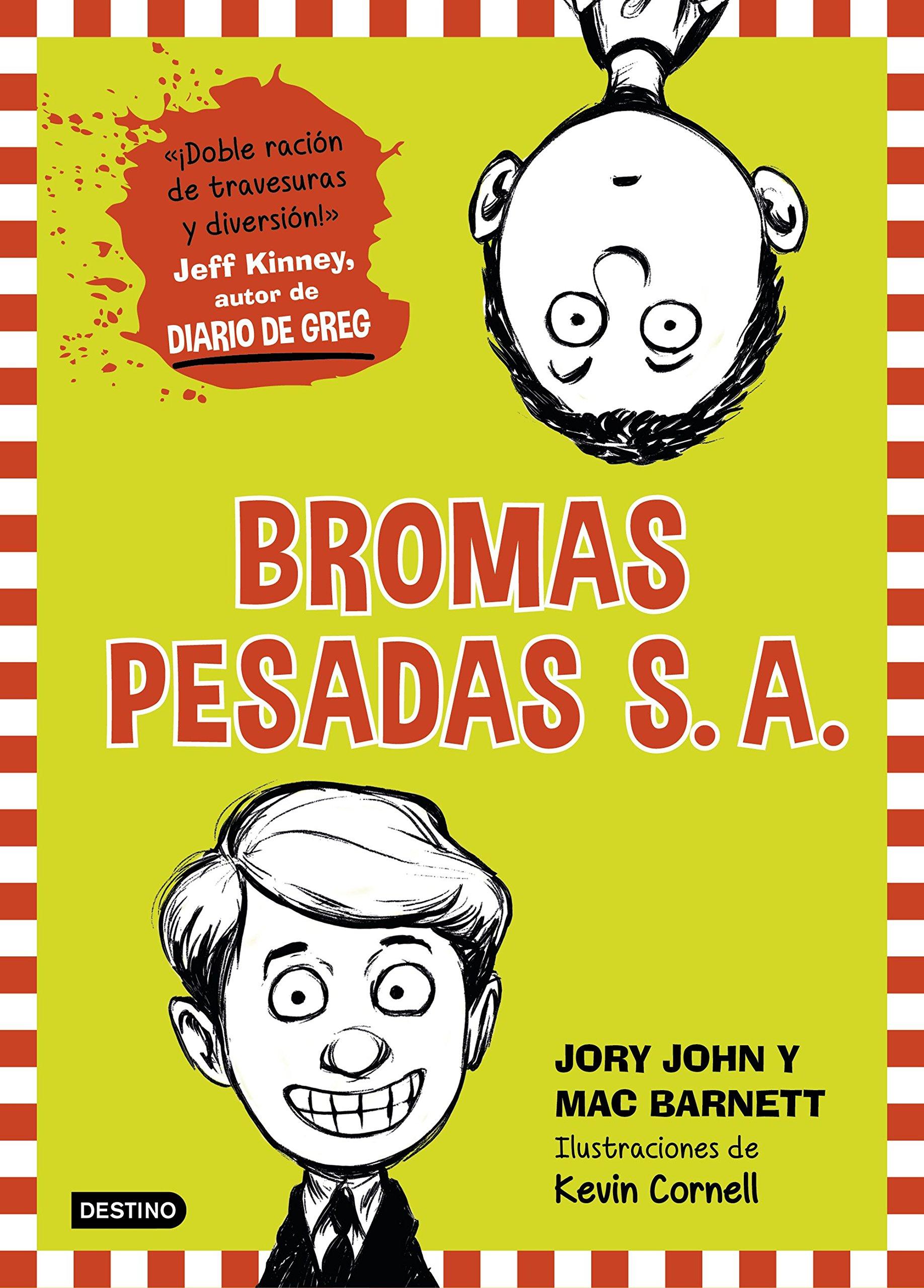 Download Bromas pesadas S. A. (Spanish Edition) pdf epub
