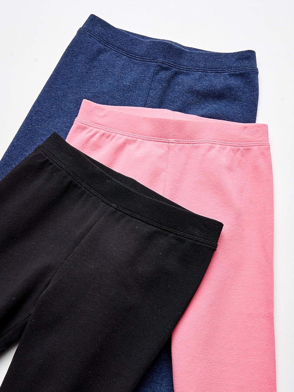 Confezione da 3 leggings da ragazza Essentials
