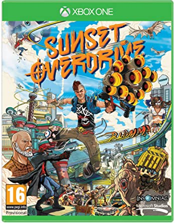 Microsoft Sunset Overdrive Day One, Xbox One - Juego (Xbox One, Xbox One, Soporte físico, Blu-ray, Acción, Insomniac Games, M (Maduro)): Amazon.es: Videojuegos