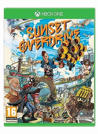 Sunset Overdrive (Xbox One) (German import): Amazon co uk