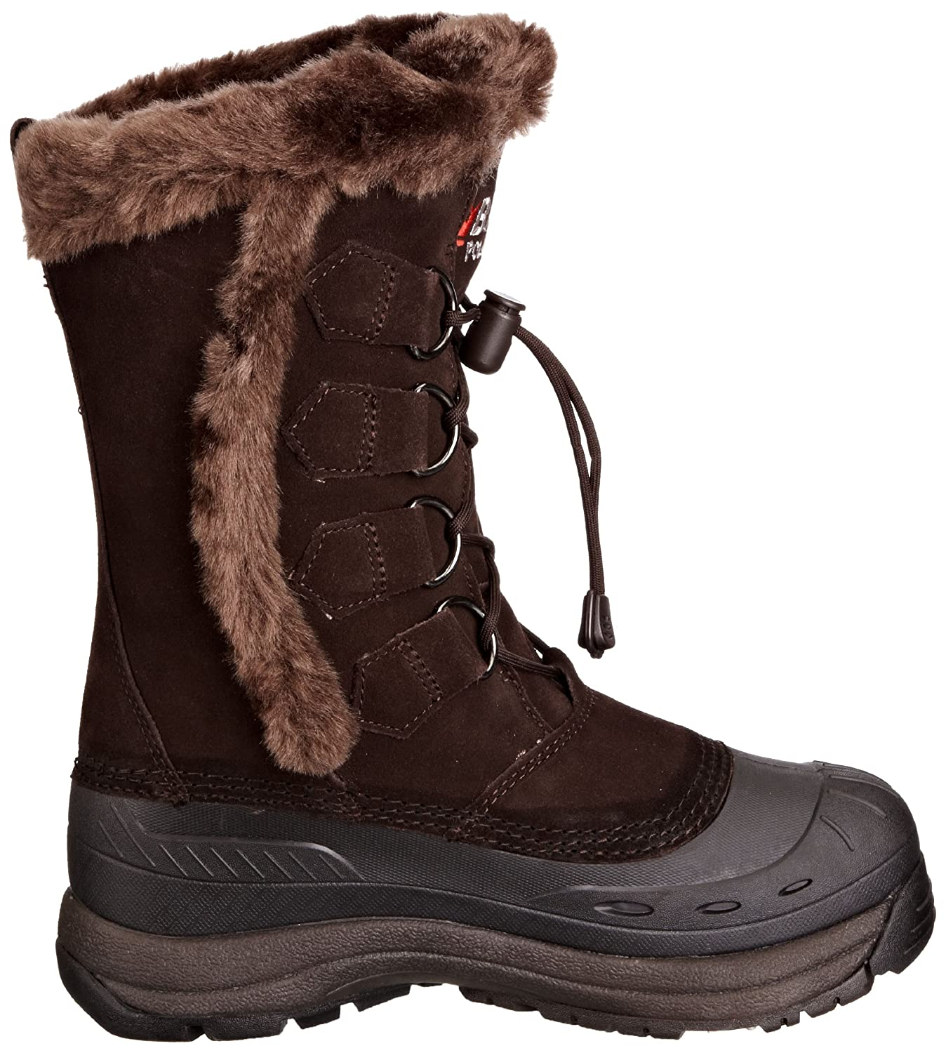 Baffin Women's Chloe Insulated Boot B001E5CQIE 9 B(M) US|Dark Chocolate