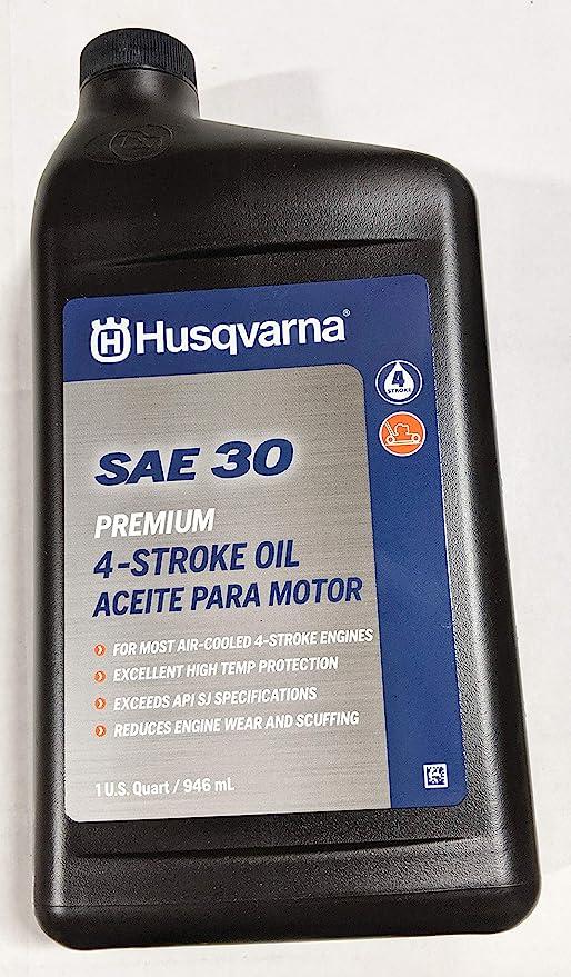 Amazon.com: Husqvarna 593153502 - Aceite de motor para ...