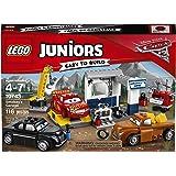 レゴ (LEGO) ジュニア ディズニー カーズ スモーキーのガレージ 10743