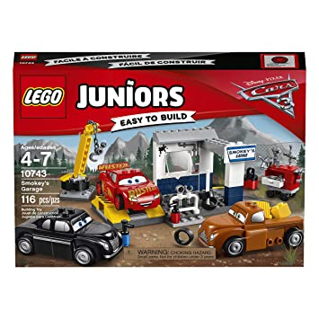 Buy Lego Smokeys Garage Multi Color Online At Low Prices In India