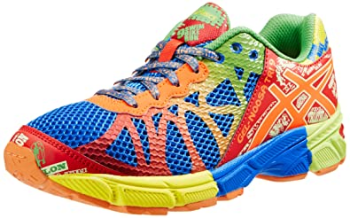 asics gel-noosa tri 9 gs running shoe (infant/toddler/little kid/big kid)