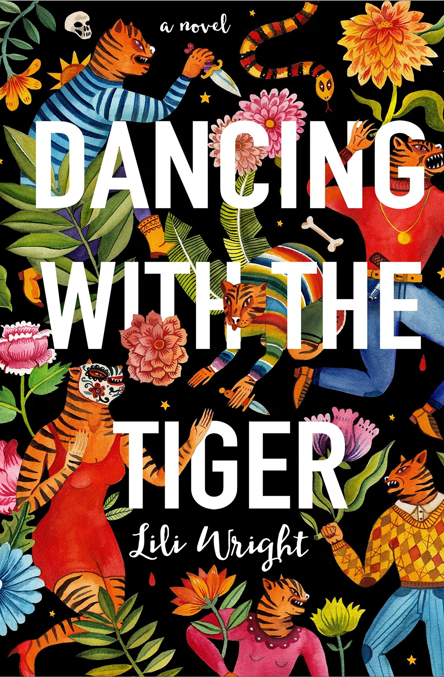 Dancing with the Tiger ebook