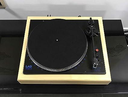 LAD Tocadiscos Vintage mel90 con Cabezal Audio-Technica at-95eb ...