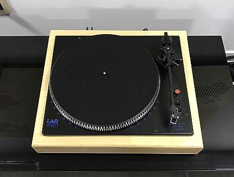 LAD Tocadiscos Vintage mel90 con Cabezal Audio-Technica at ...