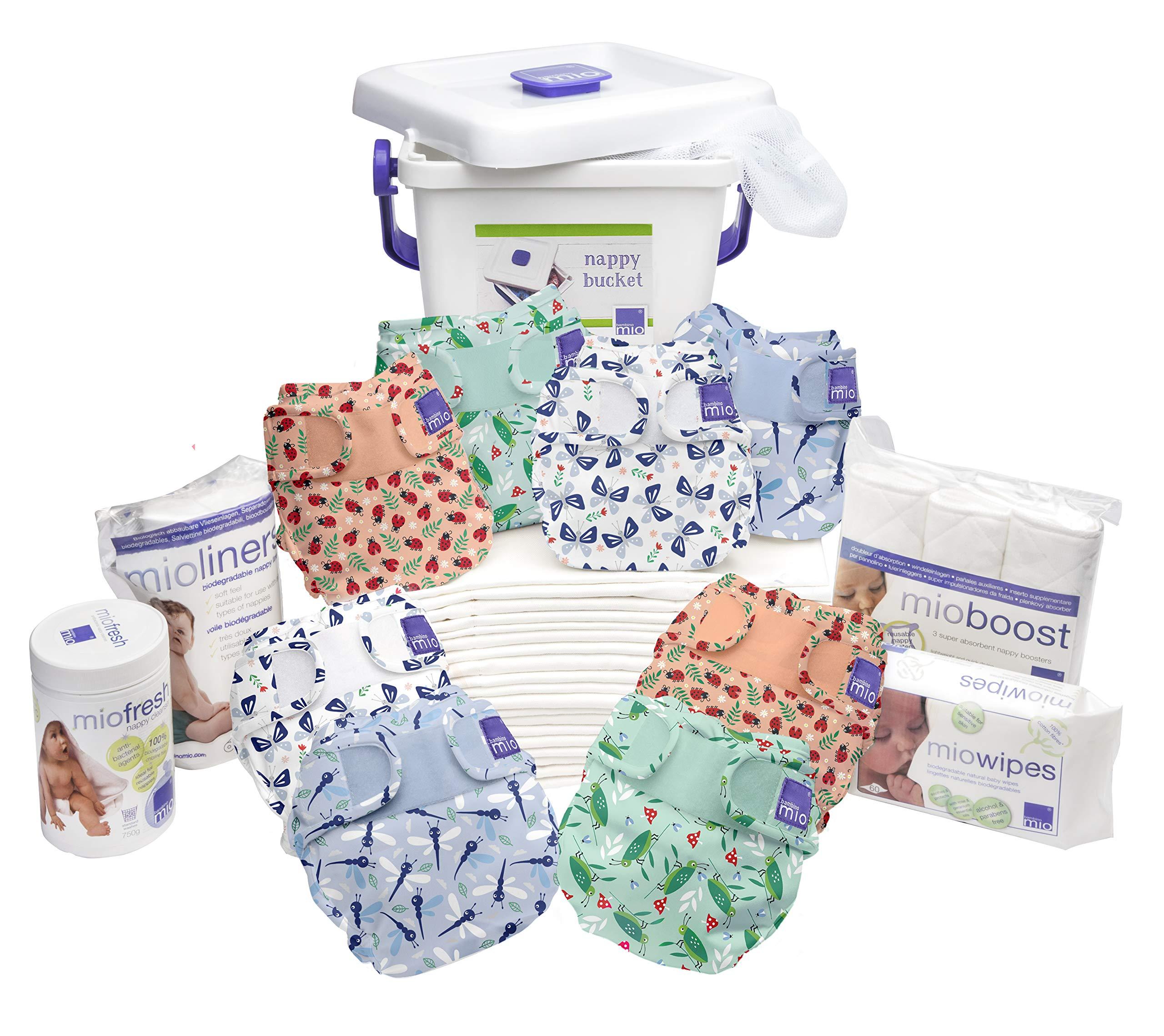 Bambino Mio Miosoft Premium Birth to Potty Pack Bug's Life