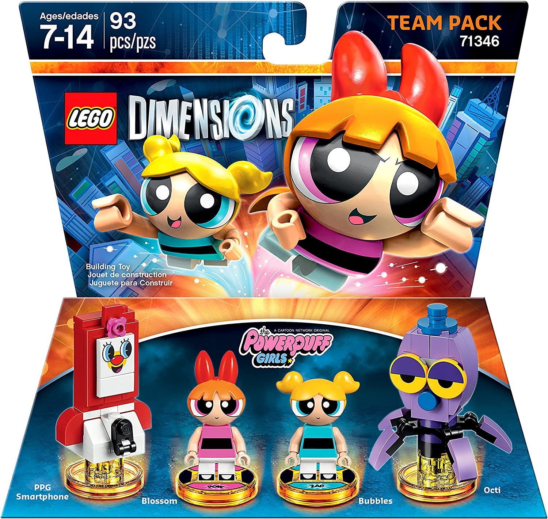 Lego Dimensions The Powerpuff Girls Trailer Video The Brick Fan