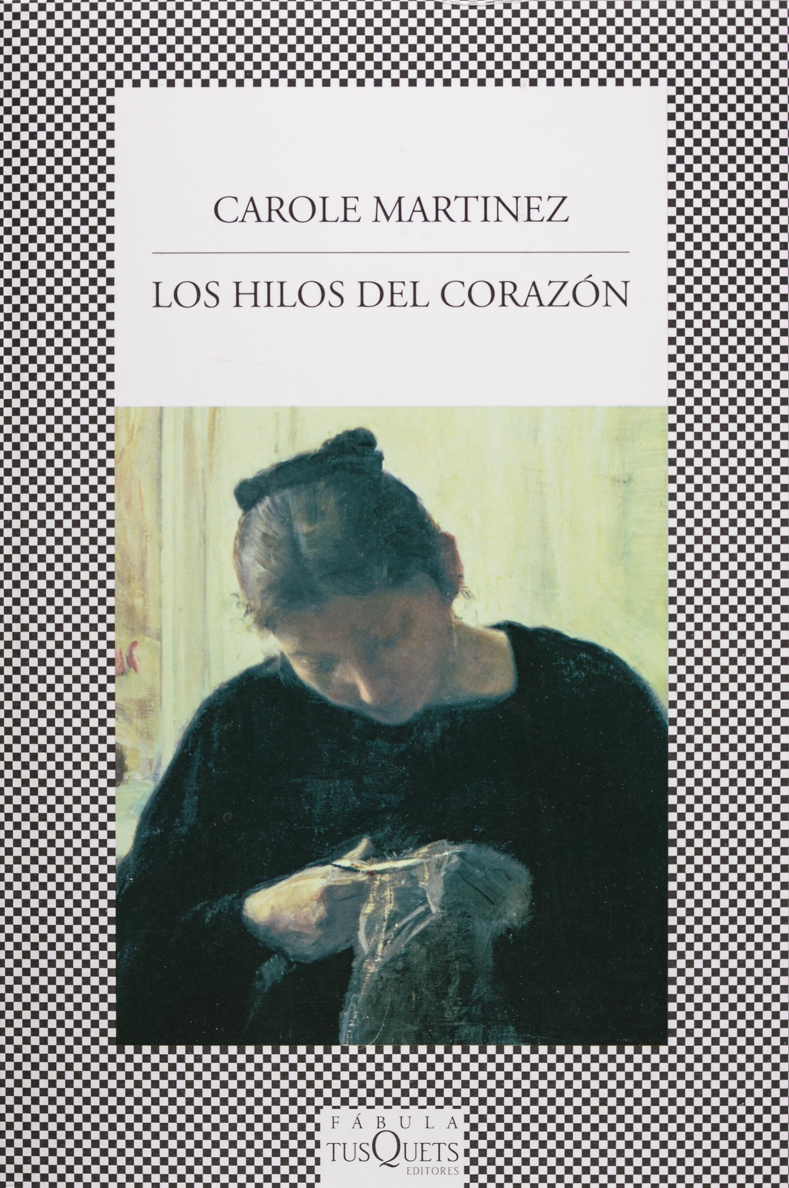 Los hilos del corazon (Spanish Edition): Carole Martinez: 9786074215120: Amazon.com: Books