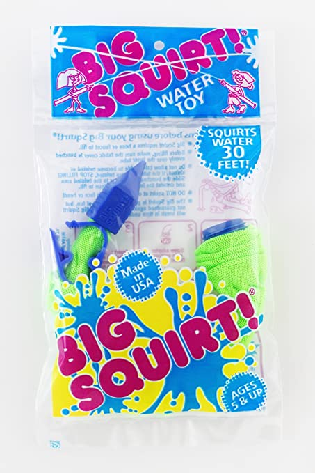 big squirt water toy