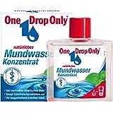 5 + 1 One Drop Only natürliches Mundwasser Konzentrat 50 ml (1 Packung gratis!)