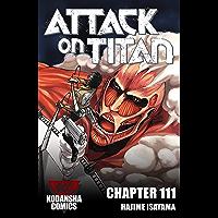 Attack on Titan #111